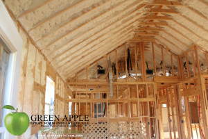Zephyr Homes - Urquhart Street, New Orleans, LA - Spray Foam Insulation 03