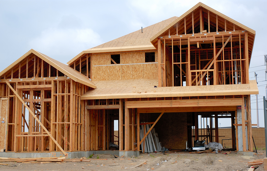 New Construction Home Image