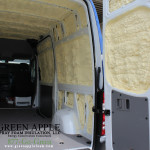 Spray Foam Mobile Office, Nolan Power Group Mandeville, La