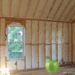 Zephyr Homes - Urquhart Street, New Orleans, LA - Spray Foam Insulation 11