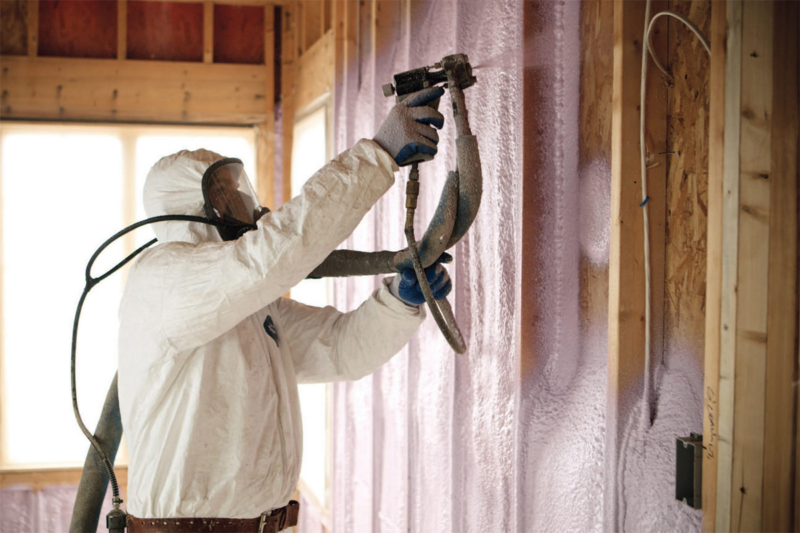 Spray Foam Insulation - Saving New Orleans Residents Money
