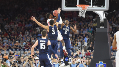 March Madness and Home Renovations