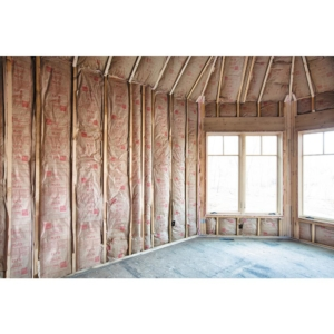 Owens Corning R-13 EcoTouch PINK Kraft Faced Insulation Fiberglass Insulation Batt 23 in. x 93 in.